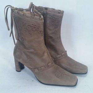 Roper Western Cowboy Cowgirl Boots Womens Sz 8.5